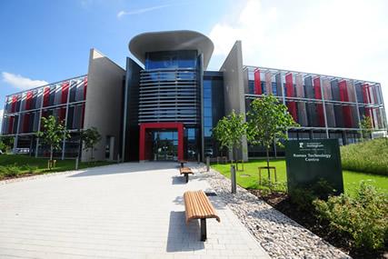 The University Of Nottingham Romax Building Spectile Spectile