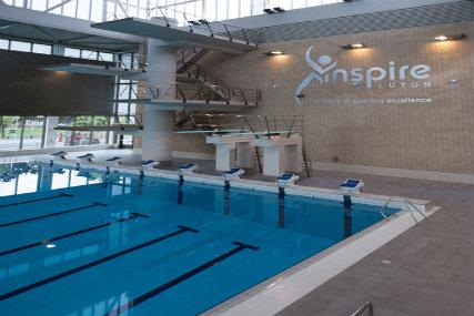 Inspire Luton 50m Pool Spectile Spectile