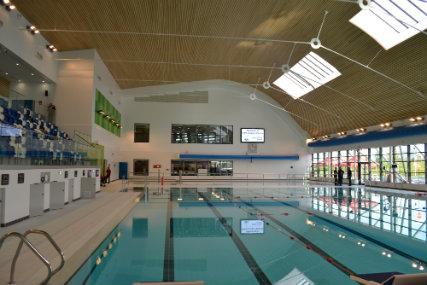 Hart Leisure Centre Edenbrook Spectile 187 Spectile