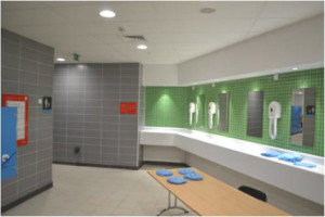 Hart Leisure Centre - Changing Rooms sml