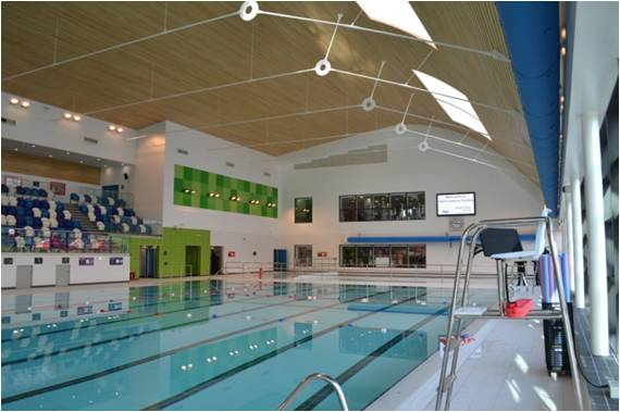 Hart Leisure Centre - Main Pool