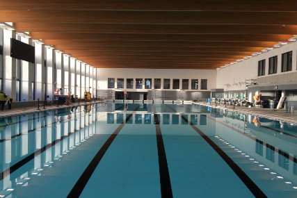 Birmingham university sports fitness centre spectile - University of birmingham swimming pool ...